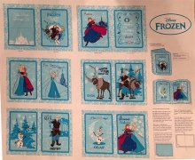 Disney's Frozen Fabric - Book Panel