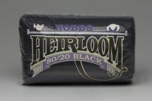 Heirloom 80/20 Black 90x108in