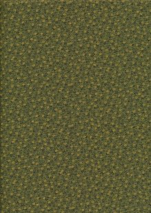 Makower Trinkets - Green 8153G