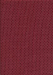 Makower Trinkets - Red 8154R