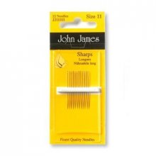 John James Sharps No. 11