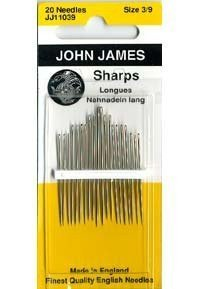 John James Sharps No. 3/9