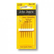John James Easy Threading/Calyx Eye No. 4/8