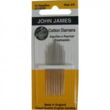 John James Short Darners No. 3/9