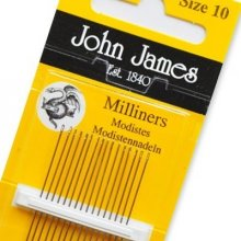 John James Milliners/Straw No. 10
