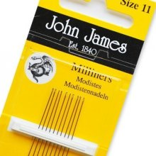 John James Milliners/Straw No. 11