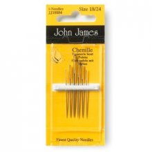 John James Chenille No. 18/24