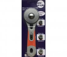 Sew Simple Rotary Cutter 60mm