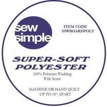 Super Soft Poly - Extra Wide