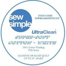 3m Super Soft Cotton White