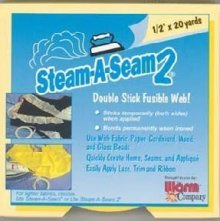 Steam-A-Seam 2 Fusible Web Tape 1/2 x 20 yds