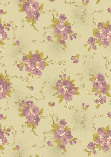 Bed Of Roses By Edyta Sitar For Andover Fabrics -8994 COL T