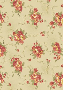 Bed Of Roses By Edyta Sitar For Andover Fabrics -8987 COL T