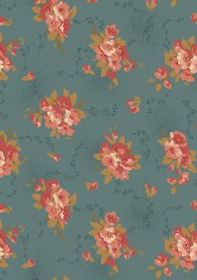 Bed Of Roses By Edyta Sitar For Andover Fabrics -8992 COL TL
