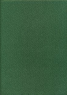 Andover Fabrics Kathy Hall - Bijoux Arrow Evergreen 2/8705G