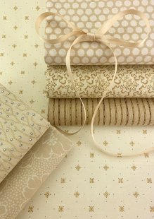 Sonoma By Edyta Sitar For Andover Fabrics - 6 x Fat 1/4 Pack 2