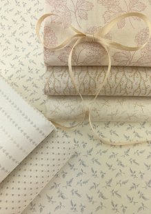 Sonoma By Edyta Sitar For Andover Fabrics - 6 x Fat 1/4 Pack 4