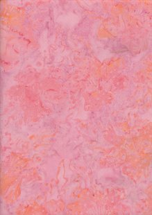Fabric Freedom Bali Batik Stamp - Pink 170/D