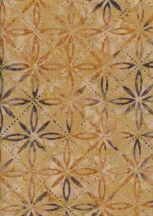 Fabric Freedom Bali Batik Stamp - Brown 177/J?
