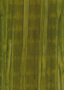 Fabric Freedom Salt Dyed Bali Batik - Green 193E?