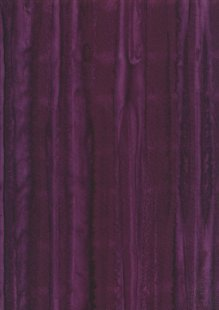 Fabric Freedom Salt Dyed Bali Batik - Purple 193/A