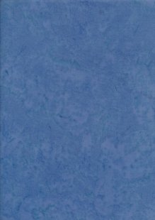 Fabric Freedom Salt Dye Bali Batik - BK 405/A Blue