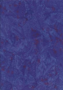 Fabric Freedom Salt Dye Bali Batik - BK 404/J Purple