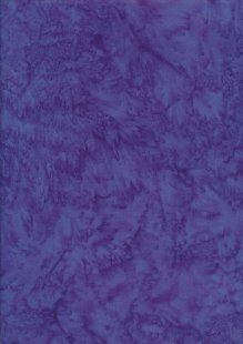 Fabric Freedom Salt Dye Bali Batik - BK 405/F Purple