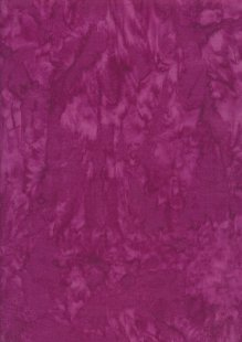 Fabric Freedom Salt Dye Bali Batik - BK 412/C Purple