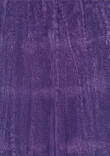 Fabric Freedom Fold Dye Bali Batik - BK 150/J Purple
