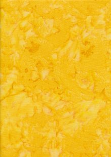 Sew Simple - Batik Basic Yellow 4