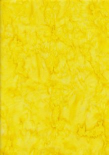 Sew Simple - Batik Basic Yellow 5