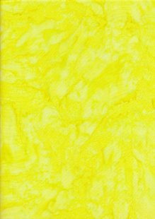 Sew Simple - Batik Basic Yellow 7