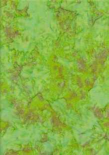 Sew Simple - Batik Basic Green 13