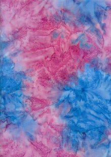 Sew Simple - Batik Basic Pink 21