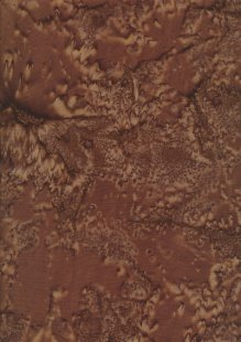 Sew Simple - Batik Basic Brown 47