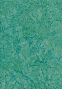 Sew Simple - Batik Basic Green 62