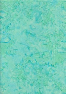 Sew Simple - Batik Basic Green 78