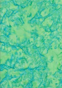 Sew Simple - Batik Basic Green 79