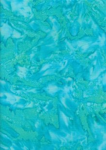 Sew Simple - Batik Basic Turquoise 80