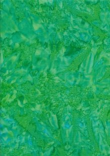 Sew Simple - Batik Basic Green 83