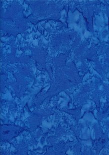 Sew Simple - Batik Basic Blue 104