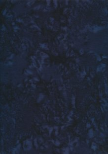 Sew Simple - Batik Basic Blue 111