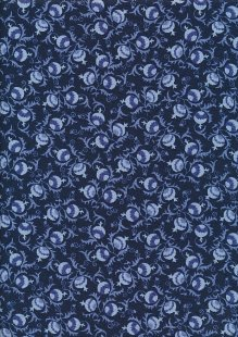 Blank Quilting - Once In A Blue Wood 9736-77