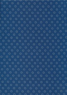 Blue Sky By Laundry Basket Quilts - 2/8515 B Bubbles Full Moon