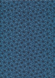Blue Sky By Laundry Basket Quilts - 2/8509 B Meadow Cadet