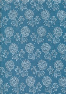 Blue Sky By Laundry Basket Quilts - 2/8506 W Cloud Nine Blue Bird
