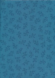 Blue Sky By Laundry Basket Quilts - 2/8511 W Windswept Sky