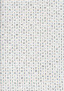 Blue Sky By Laundry Basket Quilts - 2/8512 W Midnight Bloom Cirrus