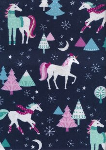 Fabric Freedom Printed Cotton Flannel - 1